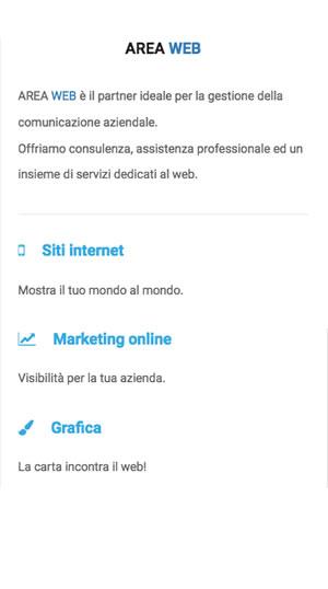 Siti web adaptive